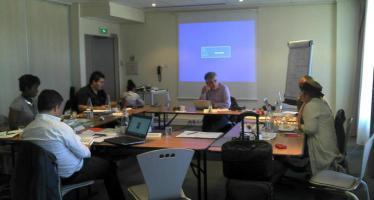 CPMN, Les médiateurs professionnels réunis le 22 juin 2012 à Lyon