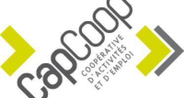 Convention ViaMédiation – Capcoop, coopérative d'activité et d'emploi.
