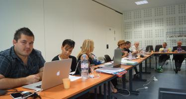 Préparation du symposium de la médiation professionnelle