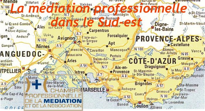 Pr sentation des m diateurs professionnels du sud est de - Chambre professionnelle de la mediation et de la negociation ...