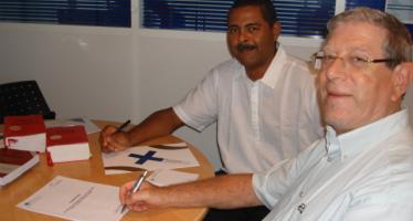 Convention avec Acta Antilles