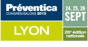 Préventica Lyon septembre 2013