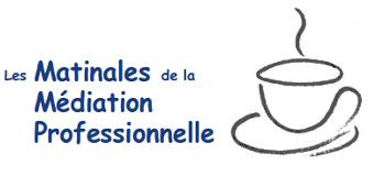 Logo Matinales de la mediation