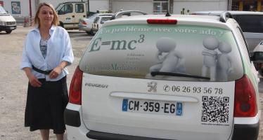 La médiation se professionnalise à Calais avec Doriane Bossut