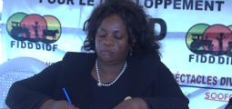 Conférence médiation professionnelle au Cameroun
