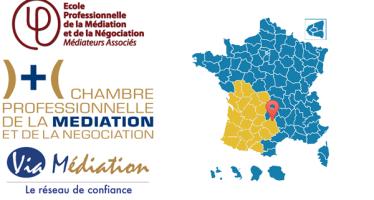 Réunion des médiateurs professionnels à Rodez 20 juin