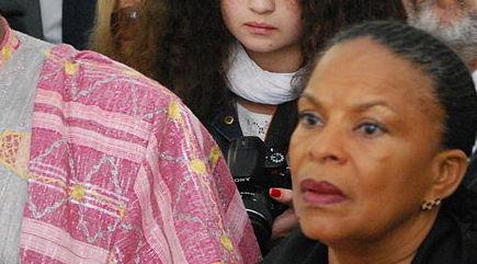 Christiane Taubira (Wikipedia)