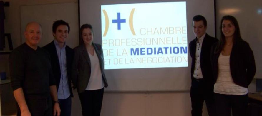 Stress et médiation professionnelle à l'Université Bretagne Ouest