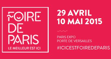 Les médiateurs professionnels à la Foire de Paris 2015