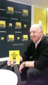 Patrick Arzel, Médiateur Professionnel