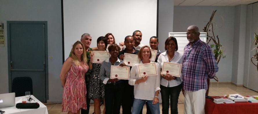 Guadeloupe, 18 avril 2015, la médiation professionnelle en une journée