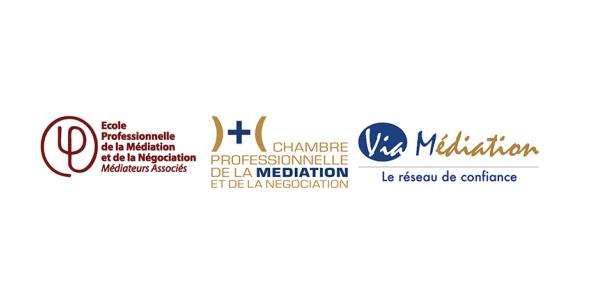 Les trois organisations de la médiation professionnelle