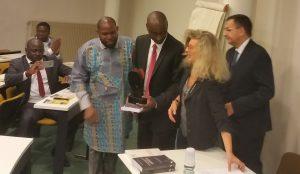 OHADA Bordeaux - Remise du prix Madiba de l'excellence Africaine
