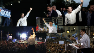 Alexis Tsipras, 1er ministre de Grèce depuis 2015