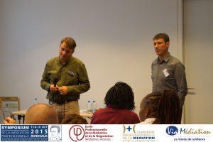 Ludovic Leplat : délégué Grand Nord et Jean-Bruno Chantraine : délégué pour la Corse