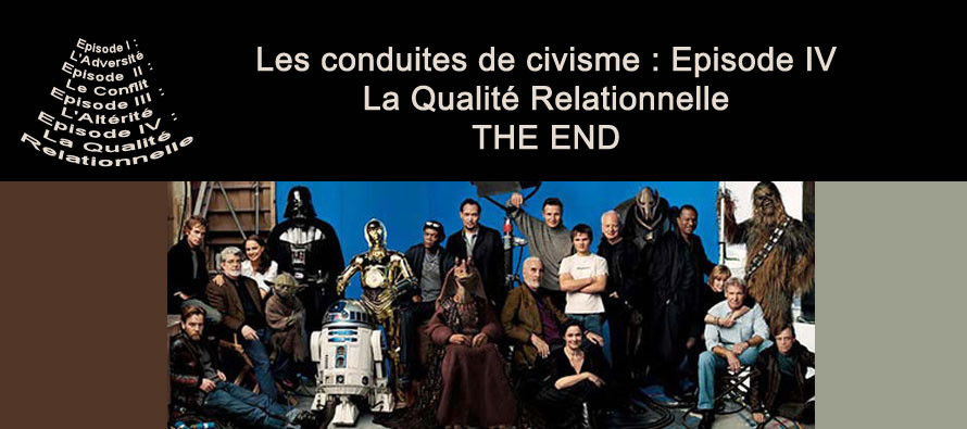 Les conduites du civisme : Episode IV