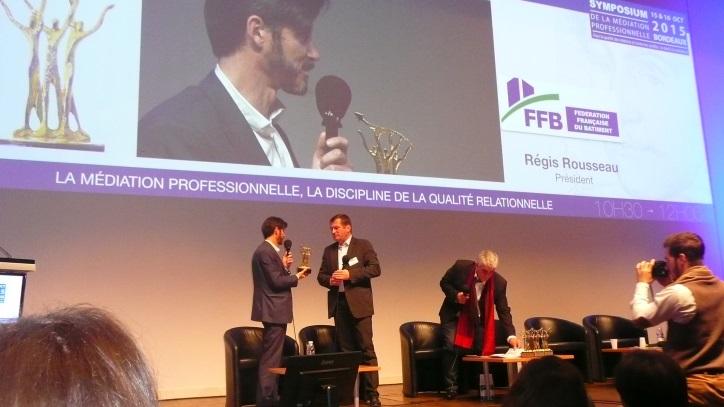 Via m diation symposium 2015 ffb49 est prim e d un - Chambre professionnelle de la mediation et de la negociation ...