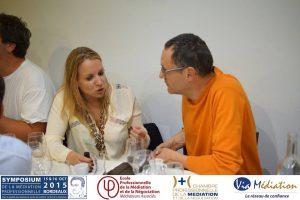 Agnès Tavel déléguée Justice et Fabien Eon : délégué Ile de France