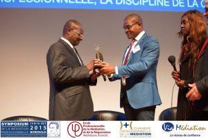 Cérémonie des Espoirs de la médiation 2015 à Bordeaux