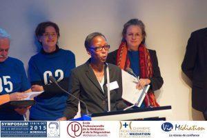 Patricia Mona : déléguée Martinique