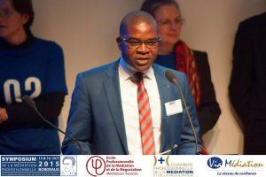 Yannick Daugaux-Kouassi : délégué Côte d'Ivoire