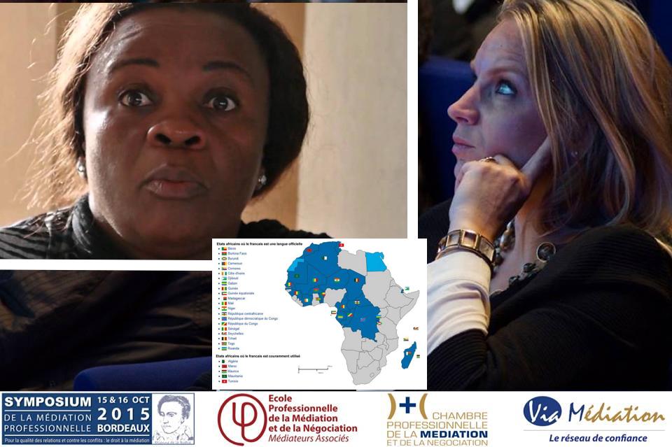 Via m diation afrique la d couverte de la m diation - Chambre professionnelle de la mediation et de la negociation ...