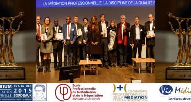 Symposium 2015 : Espoirs de la médiation 2015