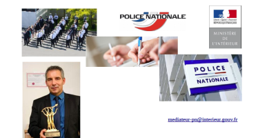 Le médiateur de la police national témoigne de son indépendance