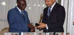 Faman Touré, Médiateur professionnel, Président de la chambre de commerce de Côte d'Ivoire