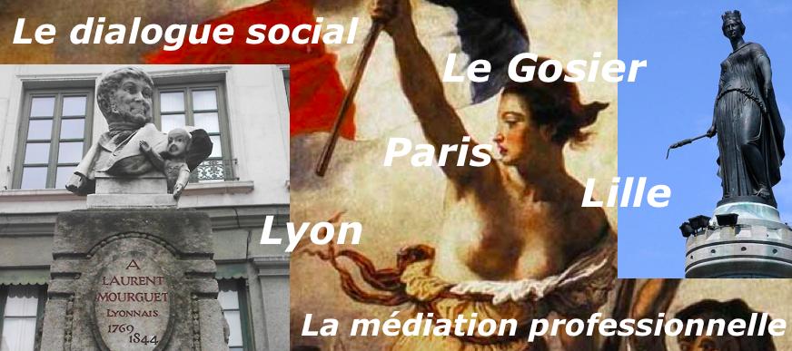 Via m diation dialogue social lyon le gosier paris - Chambre professionnelle de la mediation et de la negociation ...