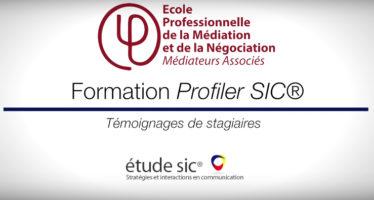 Profiler SIC : acteur de la qualité relationnelle.