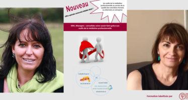 Un jour, un médiateur : Isabelle Dupont et Carole Folliot