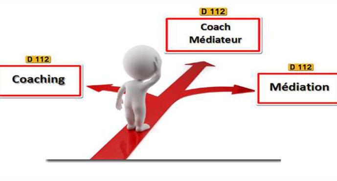 Lorsque le coaching rejoint la médiation