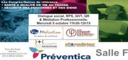 Conférence détonnante sur le dialogue social à Rennes
