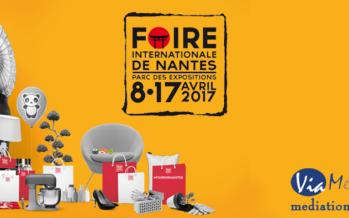 Médiateurs professionnels de la Foire Internationale de Nantes