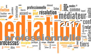 Voeux 2017 des médiateurs professionnels, la profession du 21ème siècle