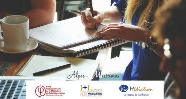 Première réunion 2017 des médiateurs professionnels à Nice