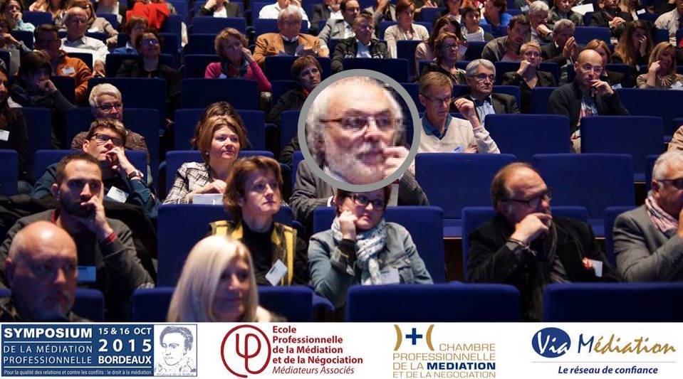 Symposium 2015 pr sentation des d l gu s de la cpmn l - Chambre professionnelle de la mediation et de la negociation ...