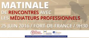 Matinale Martinique dialogue social