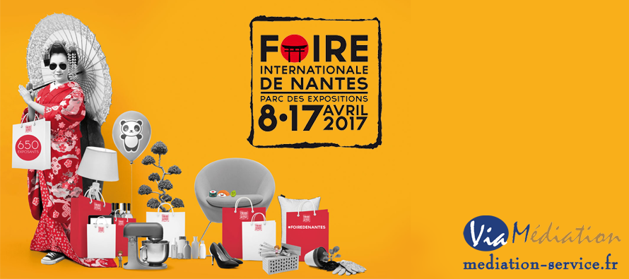 foire internationale nantes