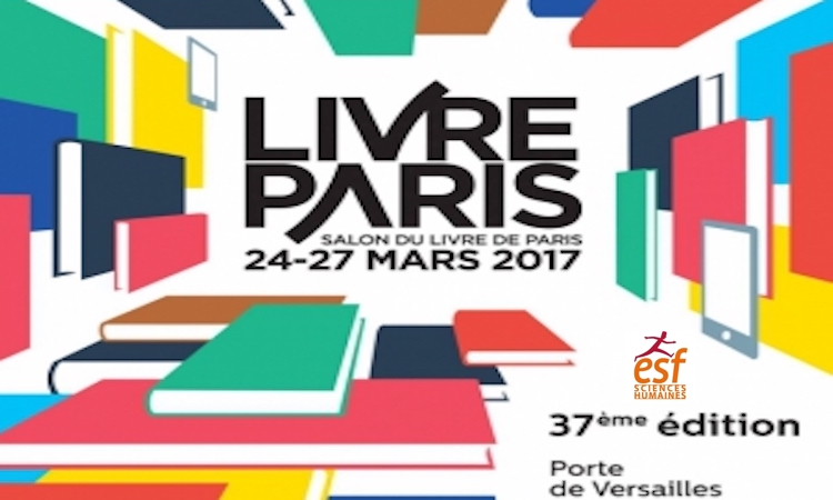 Au salon du livre de paris la profession du 21 me si cle for Salon paris mars 2017